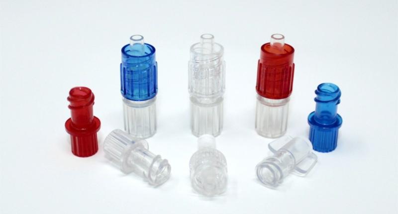 Luers-Haemotronic- medical components production