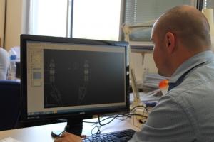 Research & Development medical components -Haemotronic
